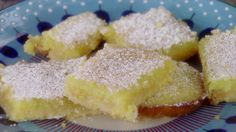 Lemon Squares Recipe : Trisha Yearwood : Food Network