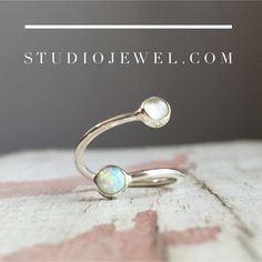 A ring for mom...or for you...or your BFF! #studiojeweldotcom