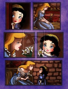 The Little Crooked Tale by forgotten-ladies on deviantART