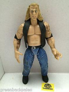 (TAS006293) - WWE WWF WCW nWo Wrestling Jakks Action Figure - Triple H (HHH)