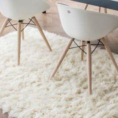 Sanfte Bodenkleider aus Schafwolle