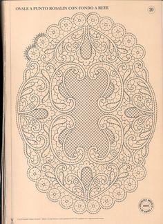 ovale rosaline