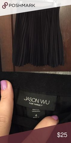 Jason Wu For Target Pleated Skirt Only worn once Jason Wu Skirts