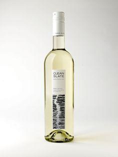 clean slate wine -