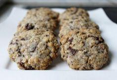 12 szuper egyszerű csokis zabkeksz akár már Mikulásra Krispie Treats, Rice Krispies, Biscotti, Banana Bread, Paleo, Deserts, Muffin, Food And Drink, Snacks