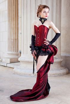 "steampunk-girl: ""Steampunk Girl """