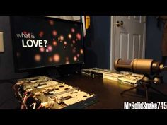 "Amazing video showing ""What is Love"" played on floppy disk drives! I never cease to be amazed what some people can do!"
