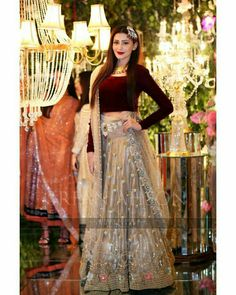 Check Out INDIAN Luxury Embroidered Party Wear Velvet Collection Replica at Master Replica Pakistan Call/WhatsApp: Party Wear Indian Dresses, Pakistani Wedding Outfits, Indian Gowns Dresses, Dress Indian Style, Pakistani Party Wear Dresses, Shadi Dresses, Bollywood Wedding, Desi Wedding, Wedding Shoot