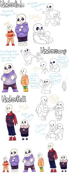 Silly sans your never too big for a sibling pile...lots of people like to draw sans as a dad or uncle to frisk...I like to see him as a sibling to frisk. doodle comics are fun Undertale belongs to ...