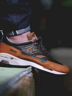 leather New Balance