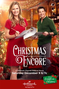 Christmas Encore - Premieres December 9th on the Hallmark Channel