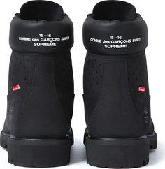 Comme des Garçons SHIRT x Supreme x Timberland 6-Inch Premium Waterproof Boot