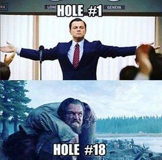 Too true!   Rock Bottom Golf #RockBottomGolf