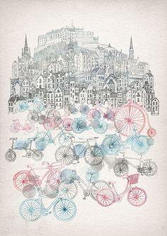 david fleck - old town bikes