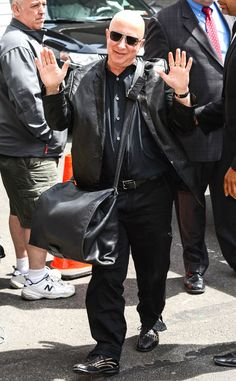 Paul Shaffer from Late Show With David Letterman Finale