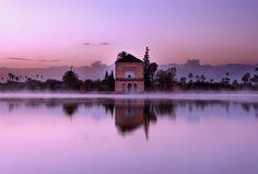 Le Menara, Sunrise 2 by Benjamin Edwards, via Flickr