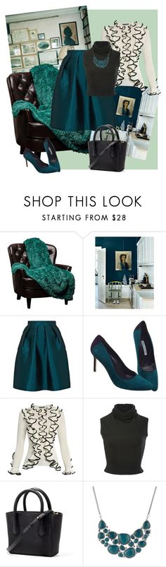 """""""Senza titolo #3689"""" by zenaidarielle ❤ liked on Polyvore featuring Paper London, Manolo Blahnik, Alexander McQueen, Brandon Maxwell and Lucky Brand"""