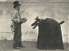 A 'Hooden Horse' from Deal in Kent in 1909