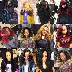 Gorge!! All of em.... Just #Flawless!