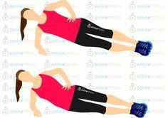 Do formy No. 5 - Velké Boky jsou MINULOST! 3 cviky pro jejich zeštíhlení | Blog | Online Fitness