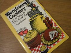 1980s  Woodstove Cookery At Home on the Range by TheTriumphofLove, $6.00