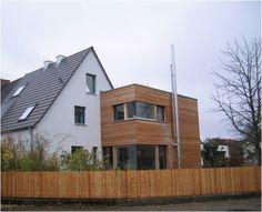Siedlungshaus mit Anbau - sehr cool