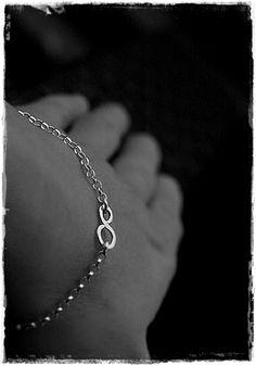 Infinity #rannekorut. Infinity, Bracelets, Silver, Jewelry, Bangle Bracelets, Jewellery Making, Jewerly, Jewelery, Jewels