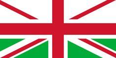 スコットランドの旗を除き、ウェールズの旗を組み合わせた、「スコットランド独立後の新国旗案」の一つ。 Flag of Great Britain without Scotland ◆イギリスの国旗 - Wikipedia http://ja.wikipedia.org/wiki/%E3%82%A4%E3%82%AE%E3%83%AA%E3%82%B9%E3%81%AE%E5%9B%BD%E6%97%97