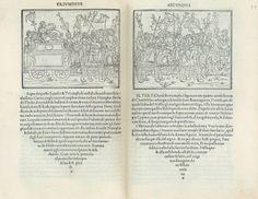 The Club of Compulsive Readers: De ¨Elogio al libro del artista¨ con ilustraciones de The Hypnerotomachia Polophili