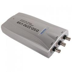Hantek DSO-2250 USB 2.0 100MHz 2-Channel Digital Oscilloscope