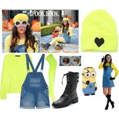 Minion Costumes, Minions, Round Sunglasses, Fashion, Moda, The Minions, Round Frame Sunglasses, Fashion Styles, Minions Love