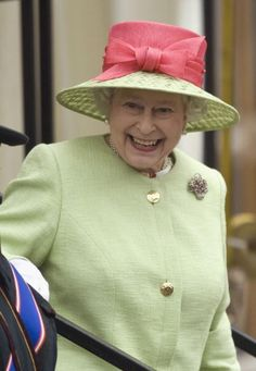 Queen Attends The Third Session Of Scottish Parliament