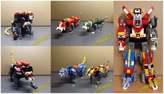 """""""Activate Interlocks, Dynatherms Connected, Infracells Up, Megathrusters are Go!"""" """"Let's Go Voltron Force!!!"""" This is one of the popular super robots in the 80's. Based on the..."""