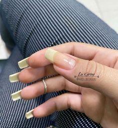 Long Natural Nails, Long Nails, Tips Belleza, Nail Inspo, Nail Arts, Beautiful Hands, You Nailed It, Body Art, Beauty Hacks