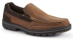 Eddie Bauer Shawn Men's Leather Casual Loafers