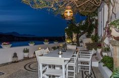 Melenos Lindos Hotel situated on the Greek island of Lindos offers luxury accommodation overlooking the Aegean sea Luxury Accommodation, Rhodes, Luxury Villa, Villas, Greece, Patio, Island, Outdoor Decor, Home Decor