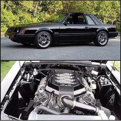 Fox body Mustangs — mustangfanclub: Owner: @93stancefox Regram:...