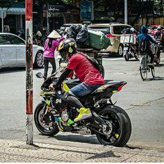 #YamahaYZFR1 #Motorcycle #SportBike #CustomMotorcycle Yamaha YZF-R6, Yamaha Corporation, Wheel, Yamaha YZF-R15 - Follow #extremegentleman for more pics like this!