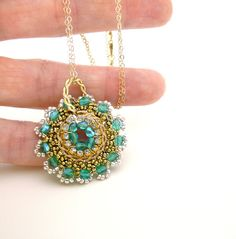 FREE shipping  The Diamante in light teal  by anthology27 on Etsy, $49.95