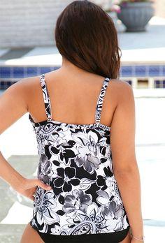 67ddca48b9 13 Best Clothes images | Plus size swimsuits, Plus Size Swimwear ...
