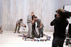 Autism Speaks and SheKnows have joined forces  in effort to raise awareness about autism, launching  SheKnows Where The Other Sock Went.  On Set with Where The Other Sock Went, Nigel Barker, Toni Braxton, Michael Costello.