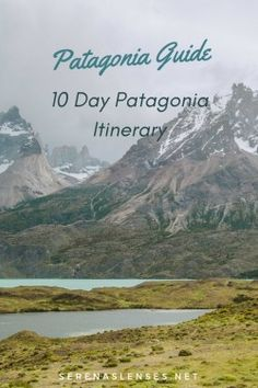 Traveling to Patagonia? This 10 day Patagonia itinerary shows you all the highlights of Patagonia Chile and Patagonia Argentina. Brazil Travel, Peru Travel, Travel Tips, Travel Guides, Travel Photos, Italy Travel, Croatia Travel, Travel Hacks, Hawaii Travel