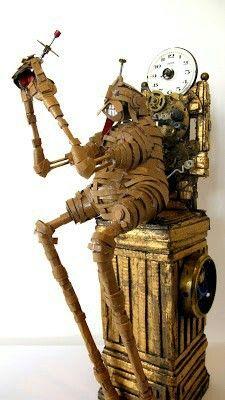 Robot Carton