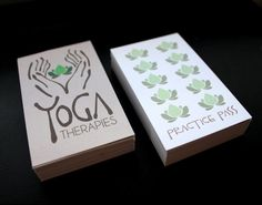 Business Card and Loyalty Card Design and Print