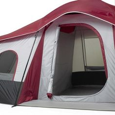Ozark Trail 16x16-Feet 12-Person 3 Room Instant Cabin Tent with Pre-Attached Poles ** LEARN MORE @ //.best-outdoorgear.com/ozark- trail-16xu2026 & Ozark Trail 16x16-Feet 12-Person 3 Room Instant Cabin Tent with ...