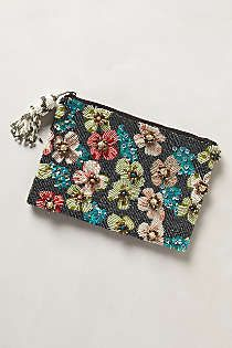 Anthropologie - Dahlia Pouch