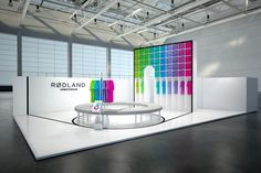 RØDLAND - 8 COLOURS by PARAT , via Behance