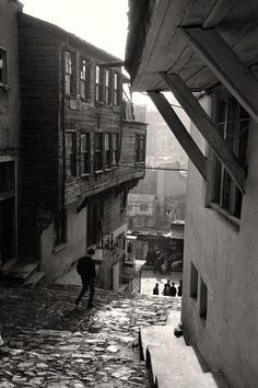 İstanbul - Tophane, 1959