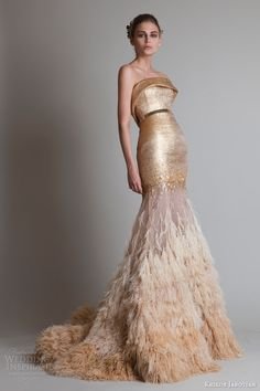 krikor jabotian couture fall 2013