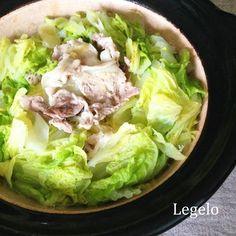 白菜 豚肉 鍋